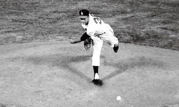 """Bo"""" Belinsky of the Los Angeles Angels fires a no-hitter"""