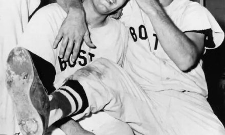 Bill Monbouquette becomes the second Red Sox hurler this season to throw a no-hitter, a 1-0 victory over the White Sox at Comiskey Park. Five weeks ago, Earl Wilson also threw a no-no, beating the Angels at Fenway, 2-0.