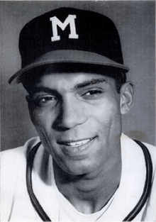 Billy Bruton of the Detroit Tigers ties the record with 4 doubles in one game