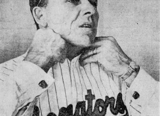 The all-time shortest managerial career ends after one game – a loss – whenEddie Yost, who replacedMickey Vernon(14-26) as theSenators'pilot, is replaced byGil Hodges. Hodges was acquired today from theMets, who receive veteranJimmy Piersallin return.