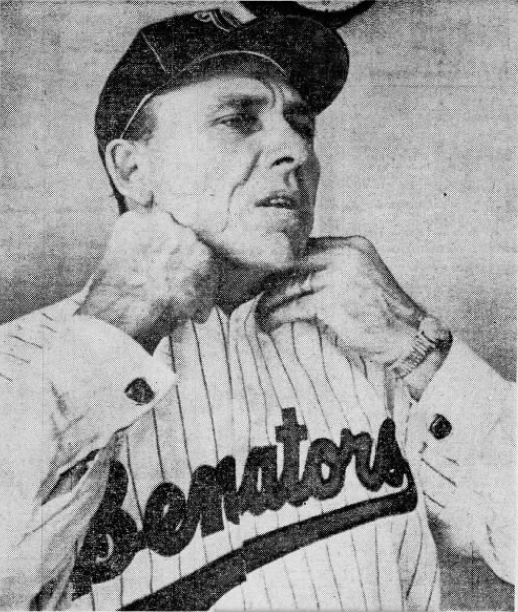 The all-time shortest managerial career ends after one game – a loss – when Eddie Yost, who replaced Mickey Vernon (14-26) as the Senators' pilot, is replaced by Gil Hodges. Hodges was acquired today from the Mets, who receive veteran Jimmy Piersall in return.