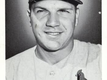 St. Louis Cardinals third baseman Ken Boyer is selected as the National League Most Valuable Player