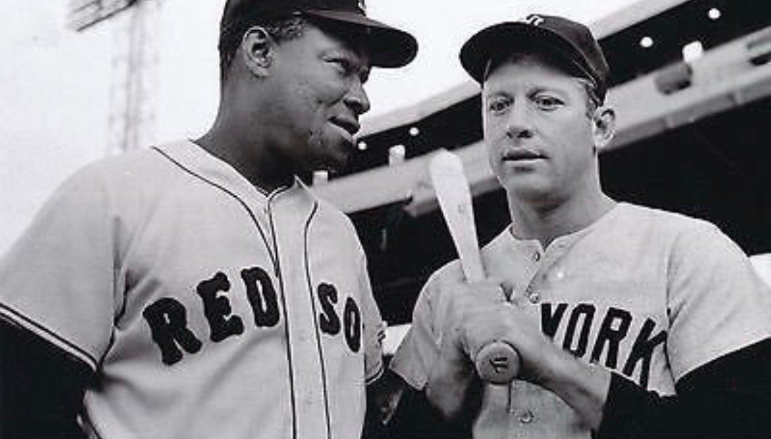 The Red Sox obtain catcher Elston Howard from the Yankees for cash and two players to be named later, with pitchers Peter Magrini and Ron Klimkowski being sent to New York to complete the trade. The 38 year-old backstop will hit only .147 for his new team, but his veteran presence will contribute to Boston capturing the American League pennant.