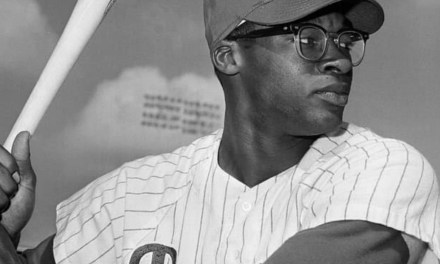 The Phillies' slugging third baseman Dick Allen is chosen as the 1964 NL Rookie of the Year