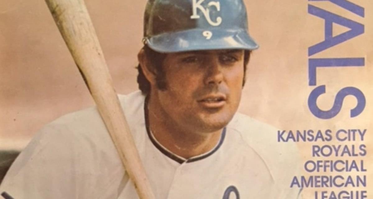 Lou Piniella was the first batter in Kansas City Royals history.