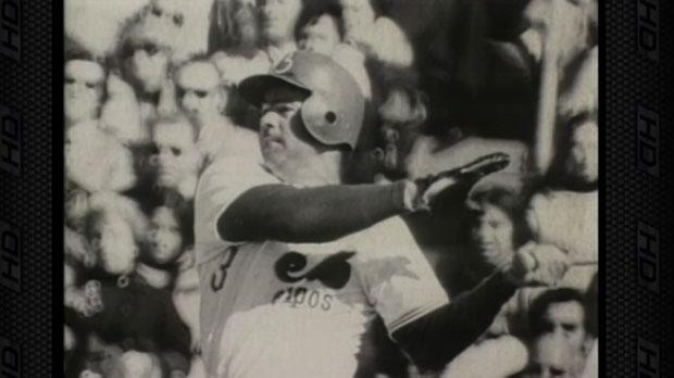 In a 5 – 3 Montreal win over the Astros, Bob Bailey hits one of the longest home runs in Astrodome history.