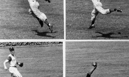 """If they ever want to rate the 10 greatest catches of all time,"" One of the top 10 catches of all time – Roberto Clemente's fantastic catch of Bob Watson's line drive in Houston's Astrodome"