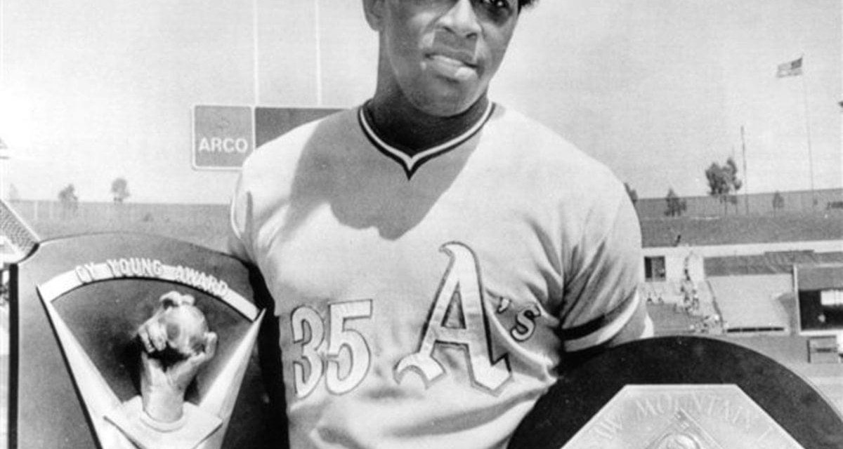 Vida Blue becomes the youngest player ever to win the MVP award.