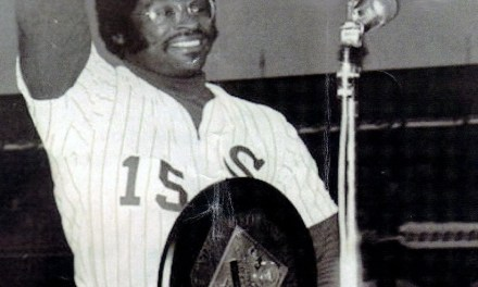 Dick Allen of the Chicago White Sox wins the American League MVP Award
