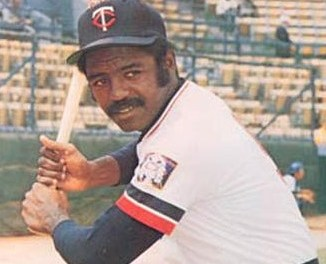Larry Hisle of the Minnesota Twins becomes the first designated hitter in major league history during an exhibition game