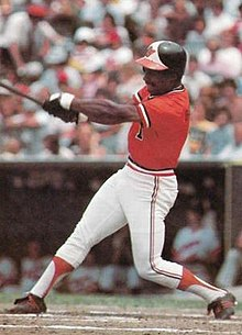 Baltimore Orioles outfielder Al Bumbry beats out five other vote-getters to win American League Rookie of the Year honors. Bumbry played just 110 games, but tied for the AL lead in triples (11) and batted .337.