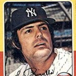 A controversial trade forKansas City: they get veteran PLindy McDanielfrom theYankeesfor OFLou Piniellaand PKen Wright.
