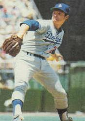 Tommy John of the Los Angeles Dodgers undergoes history-making surgery on his left arm
