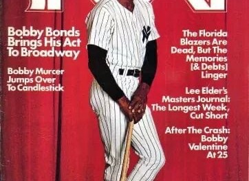 1974 – The New York Yankees and San Francisco Giants trade popular outfielders, drawing the ire of their fans. The Giants send Bobby Bonds to New York for Bobby Murcer. Bonds will play one season for the Yankees before being traded to the California Angels, while Murcer will last only two years with the Giants before being dealt to the Chicago Cubs.