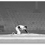 Mark Fidrychwins his first major league start, a complete-game two-hit, 2 - 1 victory over theIndians. The Bird holds the Indians hitless for six innings, talks to the ball, and tamps down the mound before toeing the rubber each inning.