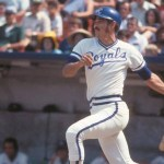 At Royals Stadium, a potential game-ending routine fly ball becomes an Amos Otis walk-off inside-the-park home run as Reggie Jackson and Mickey Rivers collide in the outfield. The misplay turns a sure Goose Gossage save into a sour loss for the current World Champion New York Yankees.