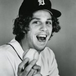 Tiger Stadium is packed with 48'361 fans to see Mark Fidrych's return
