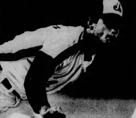 Bill Gullickson strikesout 18 batters, the most strikeouts ever recorded by a rookie in a major league game