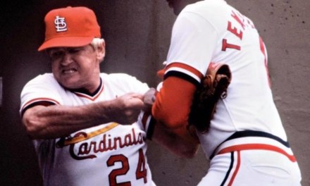 Cardinals' manager Whitey Herzog fines Garry Templeton $5,000 and suspends him indefinitely without pay for his rude behavior that includes an obscene gesture directed toward Redbird fans after they boo him in the first inning for not hustling to first base. The St. Louis shortstop, who will be traded to the Padres in the offseason for Ozzie Smith, agrees to seek psychiatric help and will be reinstated to the lineup on September 15.
