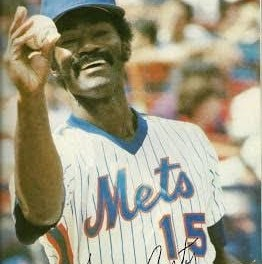 theNew York Metscome to terms with slugging outfielderGeorge Fosteron a five-year contract, thereby completing a four-player trade with theCincinnati Reds. The Mets had already agreed to send catcherAlex Treviñoand pitchersGreg HarrisandJim Kernto the Reds for the power-hitting Foster.