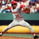 TheBravestie the major-league record with sevendouble playsin a 2 - 0, 14-inning win overCincinnati.Mario Sotopitches 10 shutout innings for the Reds but gets no decision. The loss starts the Reds on a streak where they'll lose 20 out of 23 games.
