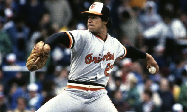 OriolessouthpawTippy Martinezpicks offthree runners in the 10th inning vs theBlue Jays