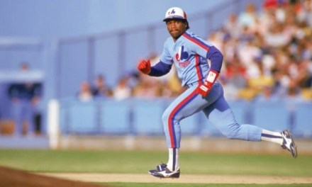 Tim Raines is awarded a $1.2 million salary for 1985 by arbitrator John Roberts. This is the largest award to date through the salary arbitration process. The 25-year-old Raines hit .309 for the Montreal Expos last season and led all major league players with 75 stolen bases.