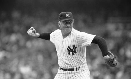 New York Yankees sign future Hall of Famer Phil Niekro to a two-year contract