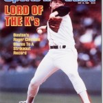 Roger Clemens is selected as the American League's MVP