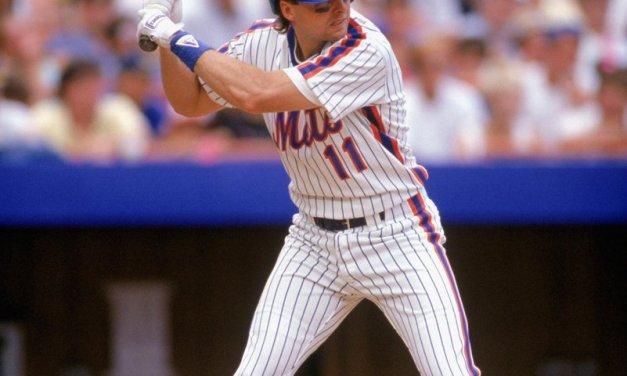 New York Mets acquire second baseman Tim Teufel