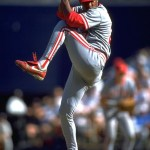 Cincinnati trades OF Dave Parker to the A's for pitchers Jose Rijo and Tim Birtsas,