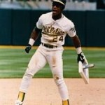 Rickey Hendersonof theOakland Athleticsbecomes theAmerican League's all-timestolen baseking. In swipingthird baseagainst theToronto Blue Jays, Henderson steals his 893rd base to surpass the long-standing record set byTy Cobb.