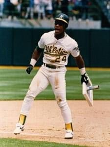 Rickey Henderson of the Oakland Athletics becomes the American League's all-time stolen base king. In swiping third base against the Toronto Blue Jays, Henderson steals his 893rd base to surpass the long-standing record set by Ty Cobb.