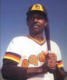 Former Padres and Orioles infielder Alan Wiggins dies in a Los Angeles, CA hospital at age 32, reportedly from complications due to AIDS.