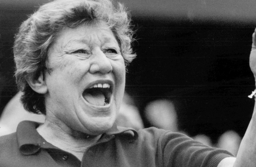 Marge Schott is quoted in today's New York Times as saying, that Adolph Hitler was initially good for Germany