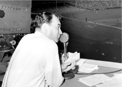 Legendary broadcaster Mel Allen dies at the age of 83