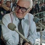 Famed broadcaster Harry Caray passes away