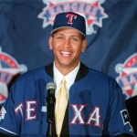 Alex Rodriguezsigns the richest contract in sports history, a ten-year deal with theRangersworth $252 million. The quarter billion dollars doubles the previous high of $126 million paid by the NBA's Timberwolves to Kevin Garnett in a six-year agreement signed in October, 1997.