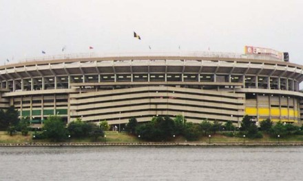 Three Rivers Stadium, 30-year-old home of thePittsburgh Pirates, is imploded