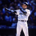 Seattle Mariners outfielder Ichiro Suzuki becomes only the second player in major league history to win the Most Valuable Player and Rookie of the Year awards in the same season
