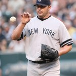 2002 - Citing this will probably be his last season, 40-year-old Roger Clemens agrees to a $10.1 million, one-year deal with the New York Yankees. The 19-season veteran, who has won the Cy Young Award six times, is seven victories shy of 300.