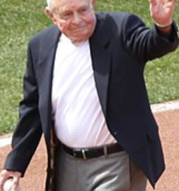 64 year-old Steve Dalkowski throws the ceremonial first  Pitch – in 1963 he hurt his arm right before he was called up and never pitched in The Majors