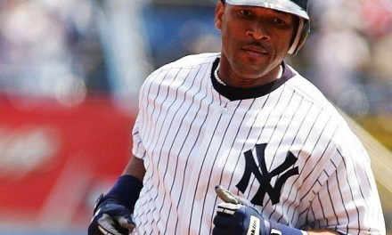 2003 – After agreeing to basics weeks ago, the Yankees and 35-year-old Gary Sheffield (.330, 39, 132) finalize a $39 million, three-year deal which includes $13.5 million in deferred money and a $13 million team option for 2007. The seven-time All-Star outfielder played with Braves last year and has spent time with the Padres, Marlins and Dodgers after breaking in with the Brewers in 1988.