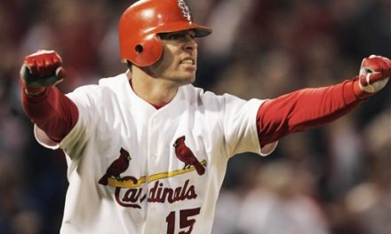 Jim Edmonds hits a two-run walk-off homer in the 12th inning