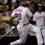 Julio Franco, at 47 years, 240 days old, becomes the oldest player in major league history to hit a home run