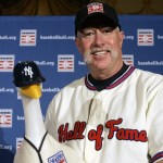 Goose Gossage is voted into the Hall of Fame by the BBWAA on his 9th try. Gossage had a 126 ERA+ and was a nine-time All-Star while saving over 300 games. He is the fifth reliever voted into the Hall, but the third in the past five years. He joins Hoyt Wilhelm, Rollie Fingers, Dennis Eckersley and Bruce Sutter as relief pitchers enshrined in Cooperstown. Jim Rice falls 16 votes short in his 14th year on the ballot. Tim Raines leads the first-time candidates, with less than a third of the votes needed for election.