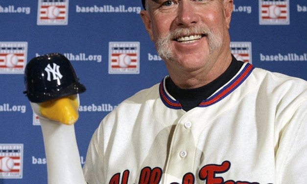 Goose Gossageisvotedinto theHall of Fameby theBBWAAon his 9th try. Gossage had a 126 ERA+ and was a nine-timeAll-Starwhilesavingover 300 games. He is the fifth reliever voted into the Hall, but the third in the past five years. He joinsHoyt Wilhelm,Rollie Fingers,Dennis EckersleyandBruce Sutterasrelief pitchersenshrined in Cooperstown.Jim Ricefalls 16 votes short in his 14th year on the ballot.Tim Rainesleads the first-time candidates, with less than a third of the votes needed for election.