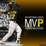 The MVPs in the two major league circuits are both clear-cut picks: Andrew McCutchen gets 28 of 30 first-place votes in the National League and Miguel Cabrera 23 in the American League. McCutchen had a well-rounded season that put him either first or second in Wins Above Replacement (depending on who was doing the calculation) despite no one dominant area, leading the Pirates to their first winning season and postseason appearance in 21 years, when Barry Bonds was MVP. Cabrera led the AL in average, slugging and OBP and was second in homers and RBI to win the honor for the second straight season.