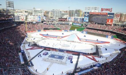 TheWashington Capital'shost the annualNational Hockey LeagueWinter Classic vs Blackhawks