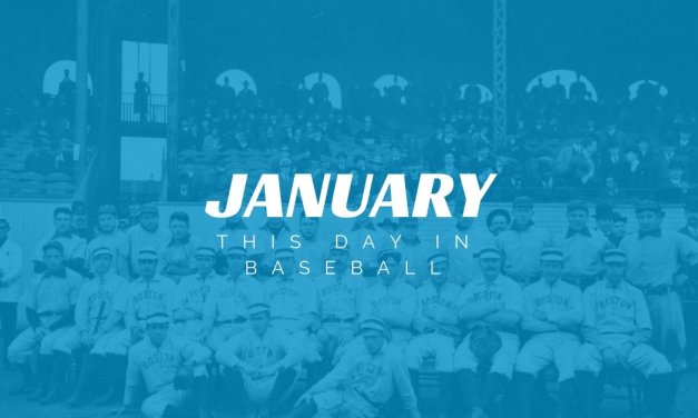 This Month in Baseball January